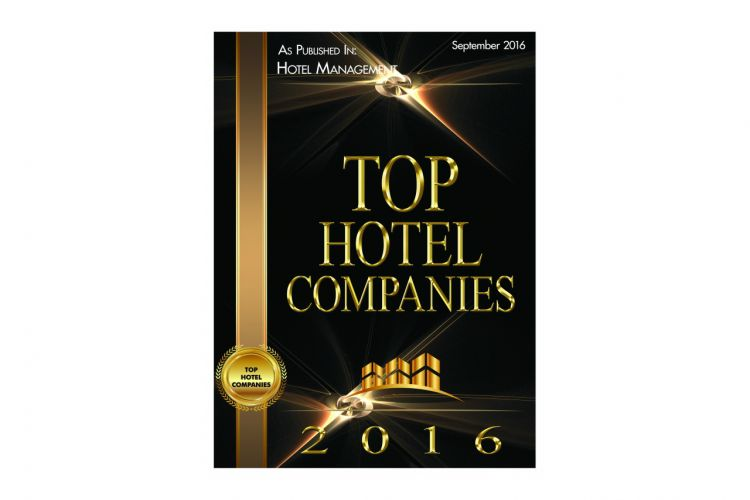 Sand Hospitality Awarded Top Hotel Companies by Hotel Management